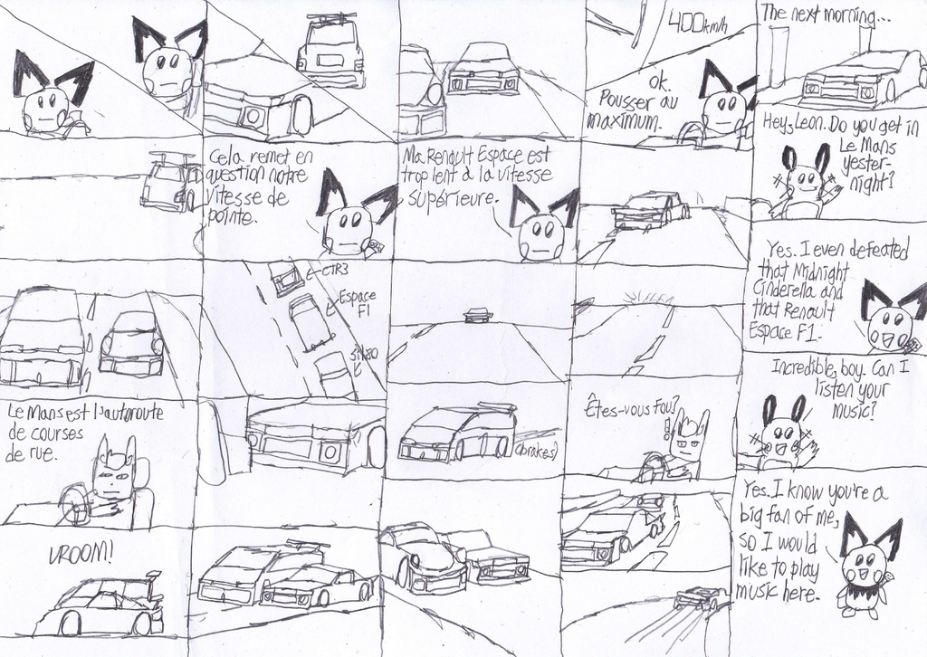 pokemon petrolheads  french adventures pg4 by