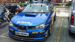 Subaru Impreza WRC replicar