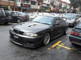 Carbon-black R33 by JDMWanganPichu