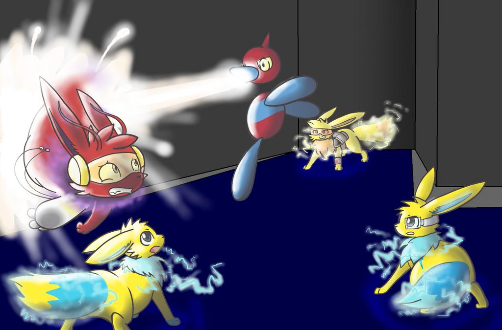 TL Boss Battle Collab - Break Out! by JDMWanganPichu