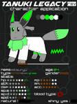 TL Rev Secondary Character - Mitsuryu