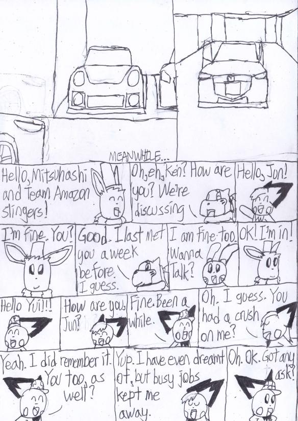 Pokemon Petrolheads: Star Gear pg28 by JDMWanganPichu