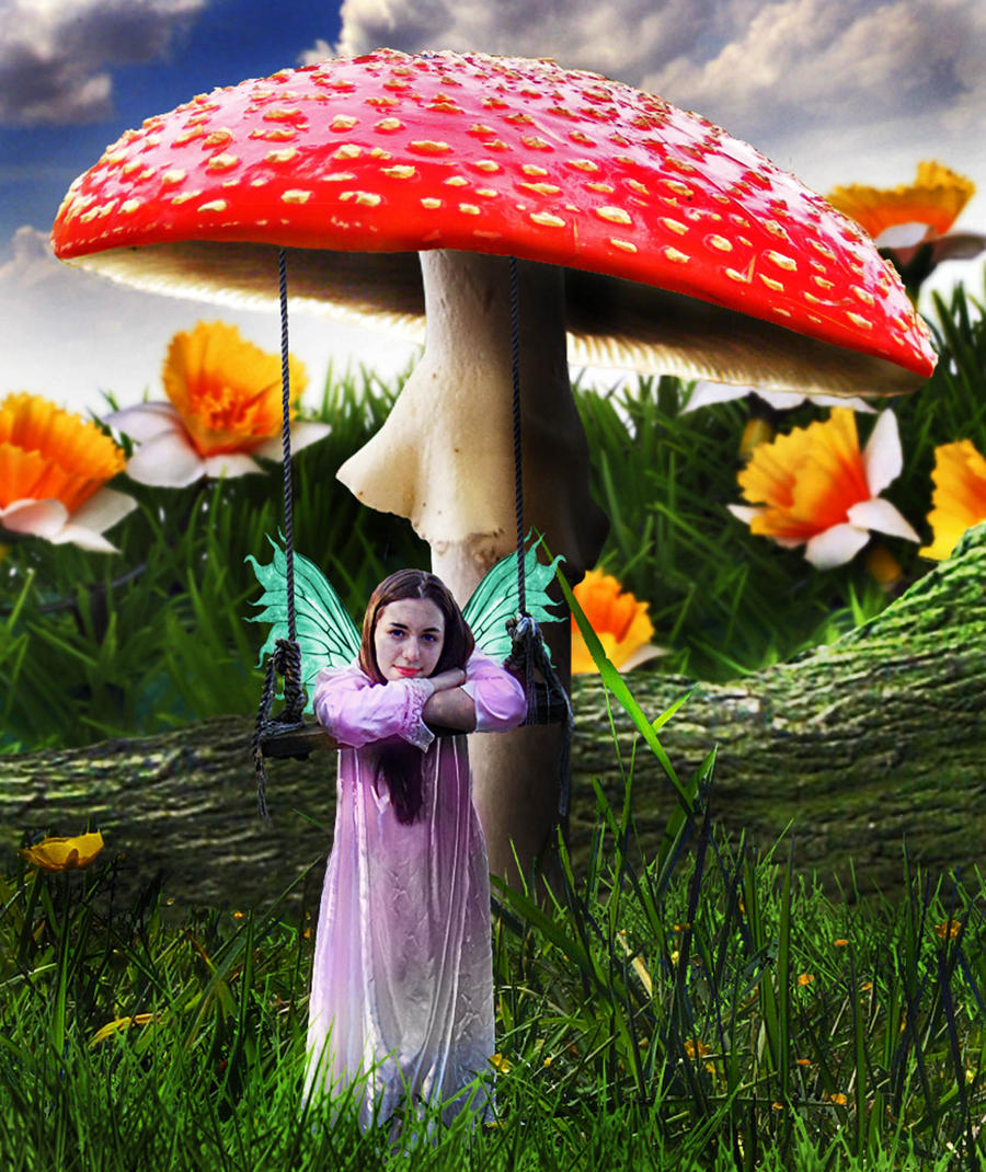 Shroomin by SicMorbius