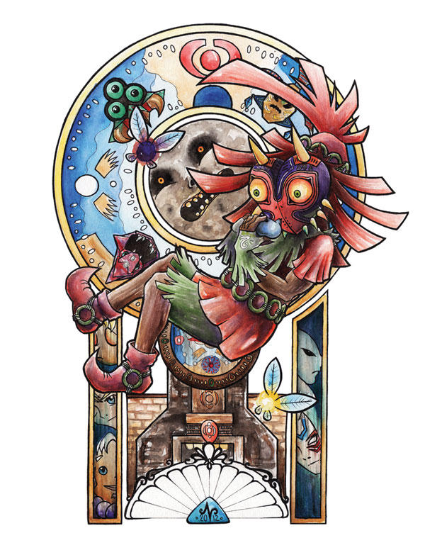 The song of Majora