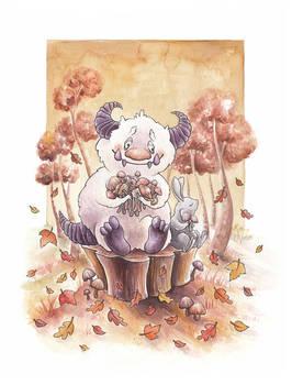 Harvest autumn