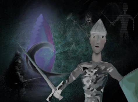 Dark Souls Reimagined Take 2
