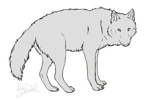Ruedi the Wolf