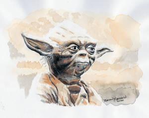 YodaTeaPainting