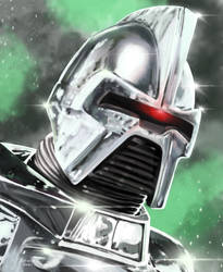Cylon from Battlestar Galactica