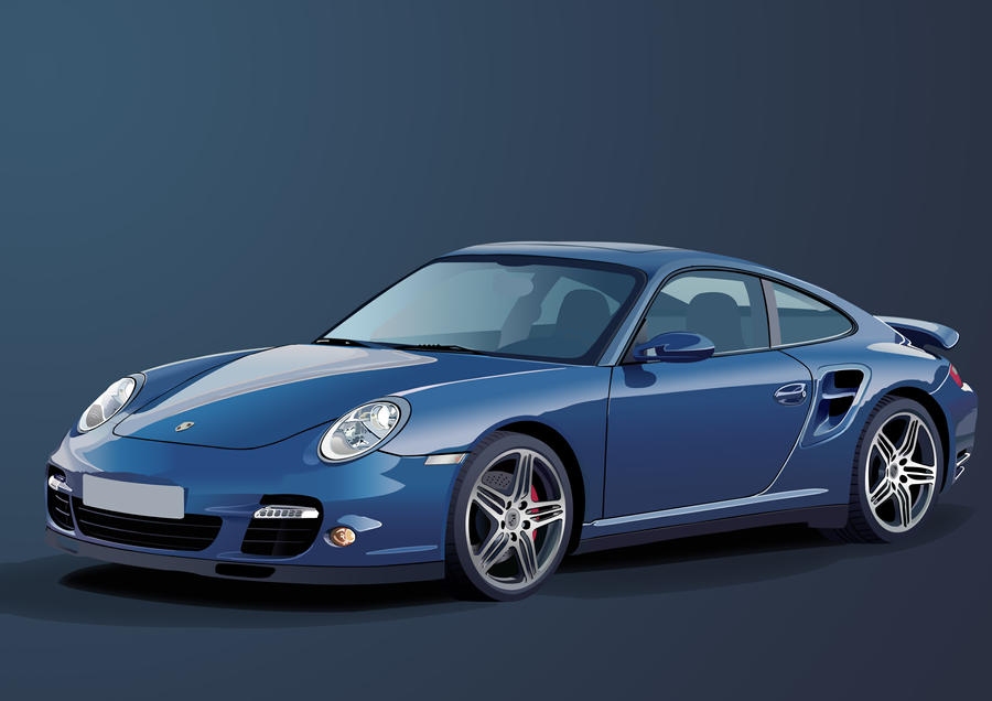 Porsche 997 turbo by ka booka on deviantart for Porsche ka che