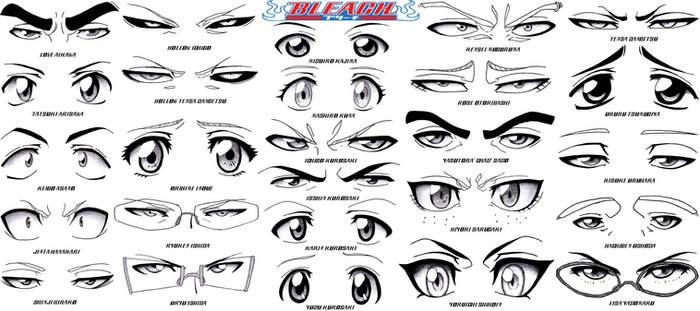 Eye Set - Bleach Part 1: The World of the Living