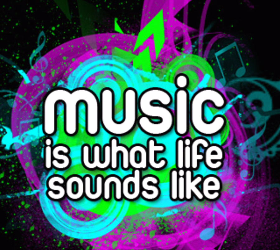 Music is my life by swferino