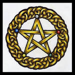 Golden Pentacle