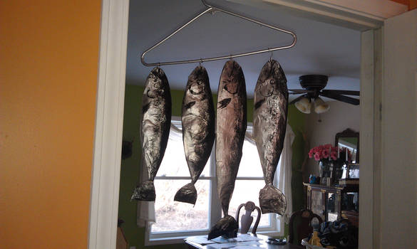 Fish- Beauty and the Beast Prop collection