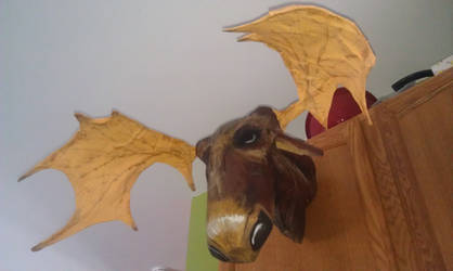 Dennis the Moose- Beauty and the Beast Props