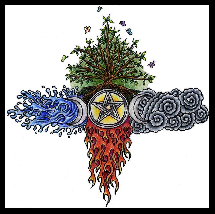 Wiccan Eac Colored By Lilmoongodess On Deviantart