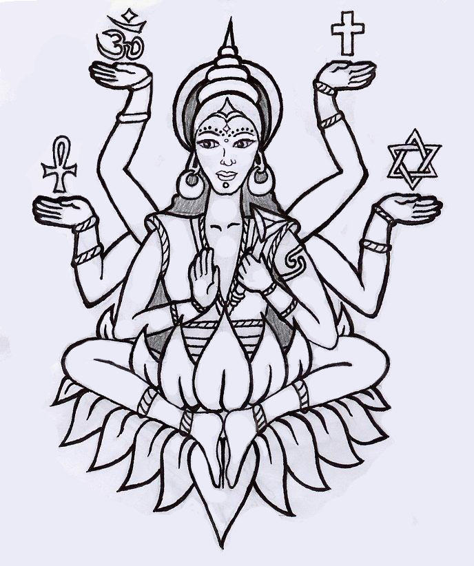 Line Art Hindu Gods : Shiva line drawing by lilmoongodess on deviantart