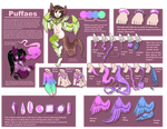 Puffaes Species Information
