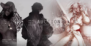 AUCTION for commission slots #11 [CLOSED]