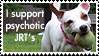 Psychotice JRT's by LarkPash