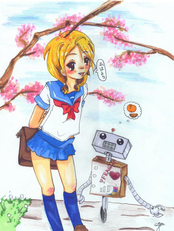 Oh what a beautiful mornin' by Yushimi