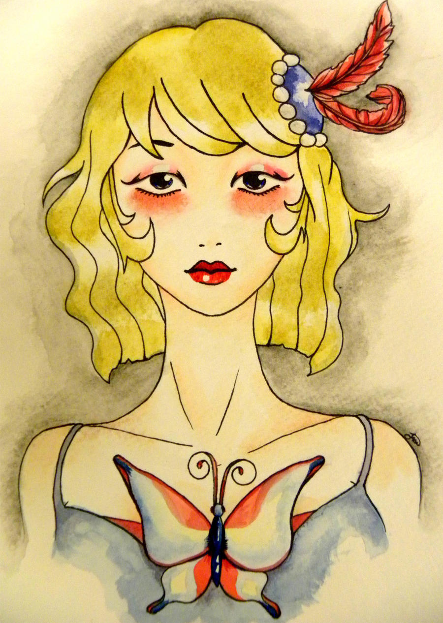 Tessie Tura by Yushimi