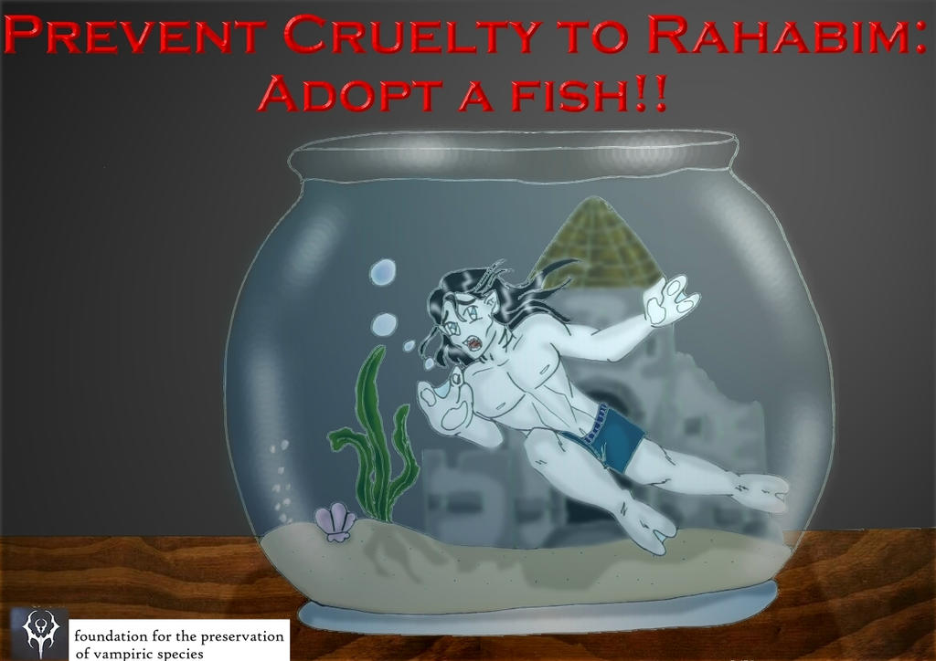 Adopt a fish by soraya7 on deviantart for Adopt a fish