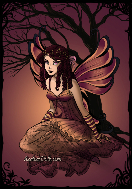 The Flower Faery by BritishFaery