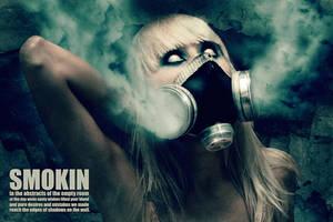 El-Girl smokin.... by A-Ra