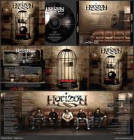 Horizon 8 CD by A-Ra