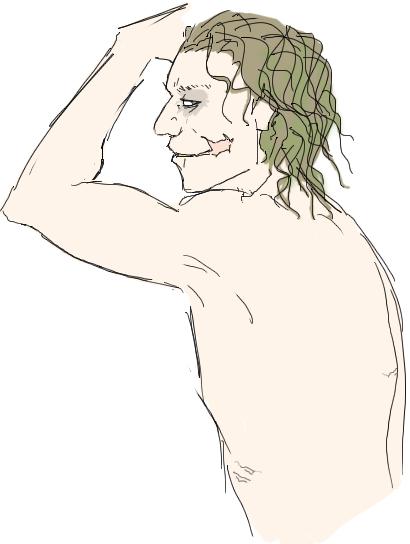Naked Joker 23