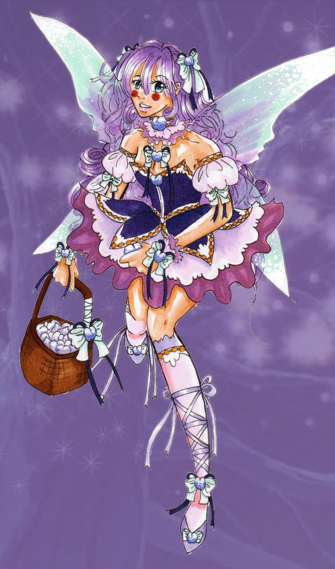 sugar plum fairy by kawaiibunnydoll on deviantart
