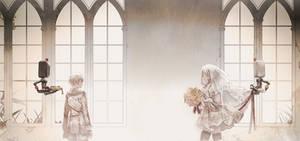 Nier Automata-Wedding Ceremony