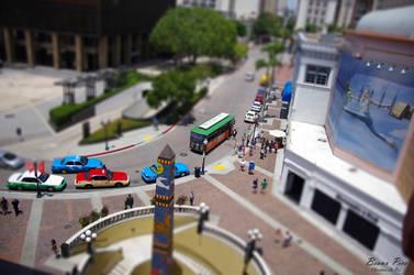San Diego - Toy view
