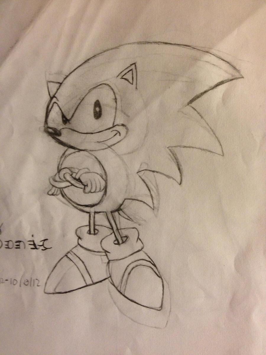 Sonic by Devilsfan617