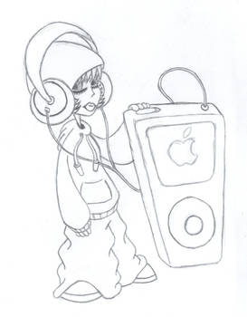 Tribute to my ipod