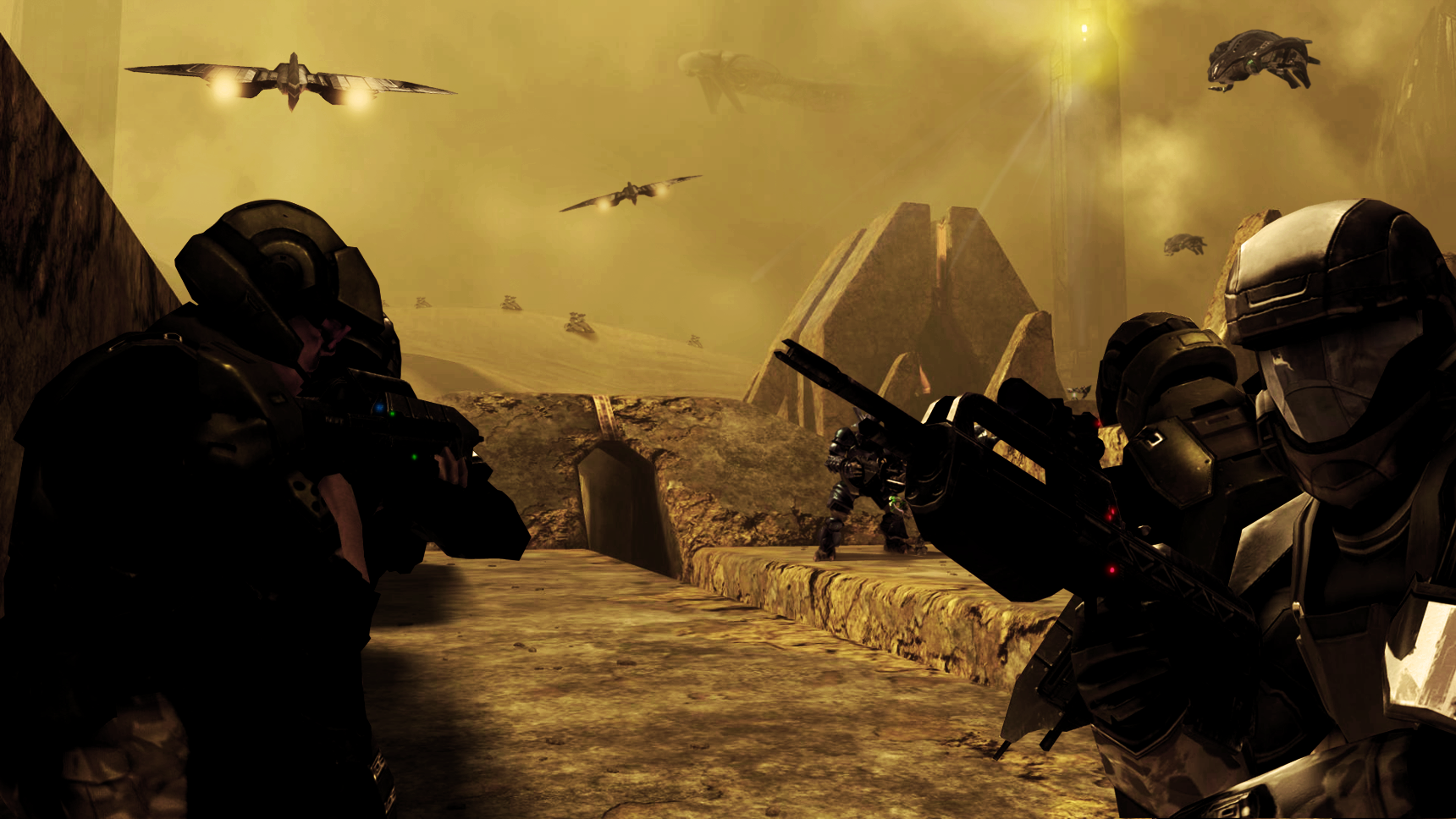 Halo odst iphone wallpaper