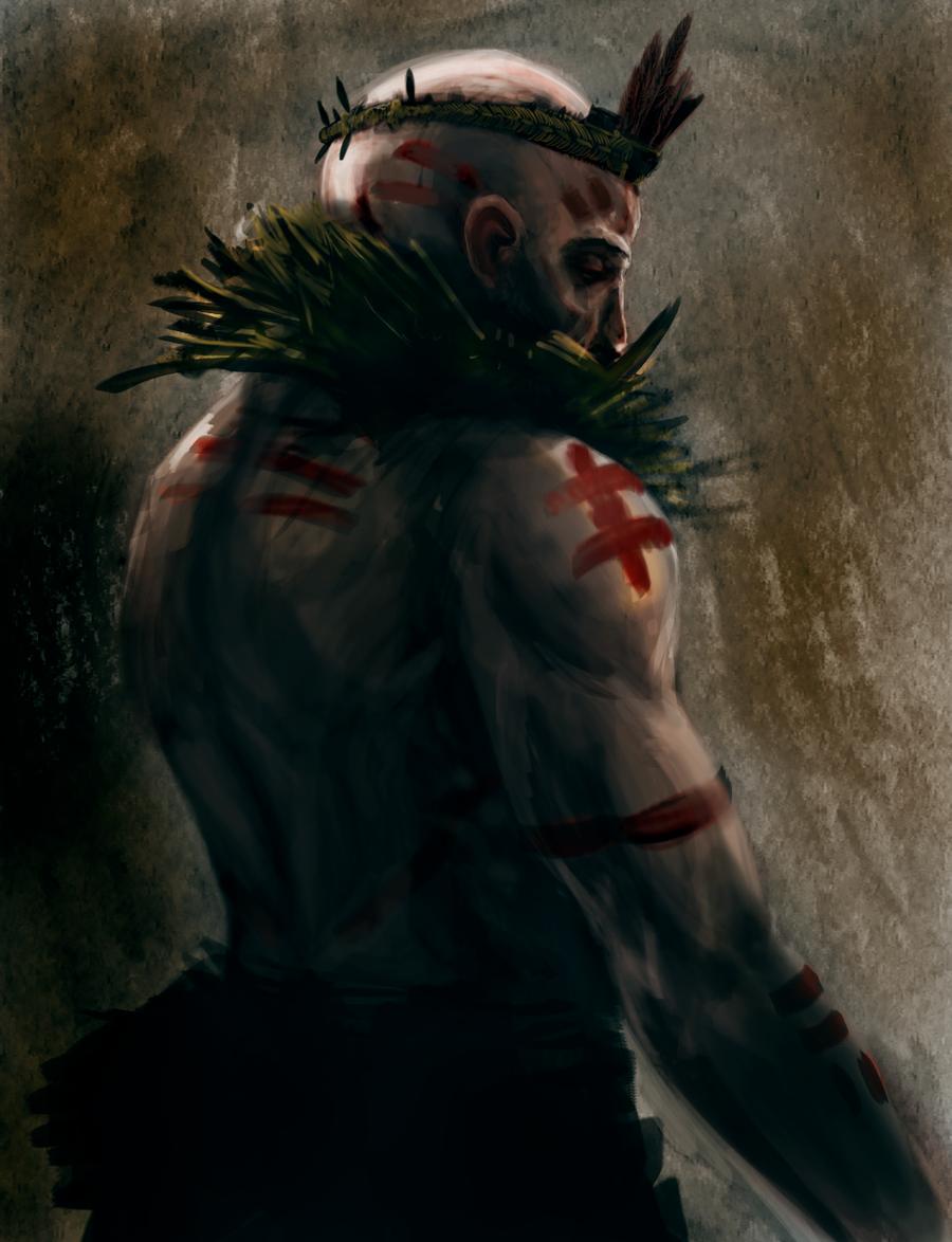Warrior by TDSpiral