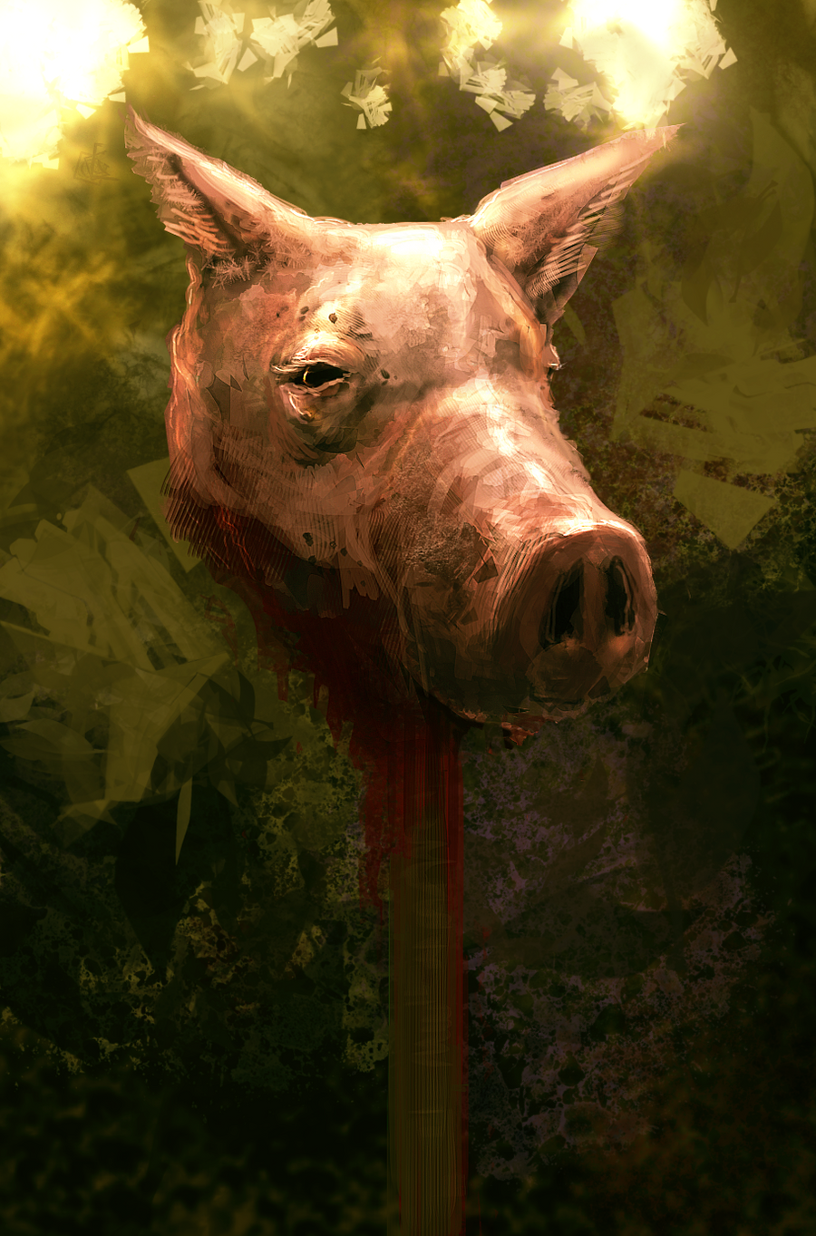 essays death pig