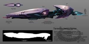 Tarasque Heavy-fighter