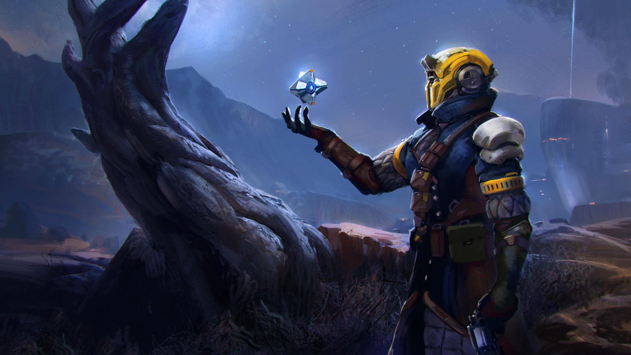 destiny warlock by tdspiral on deviantart