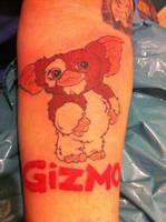 My Gizmo Tattoo by AngelicFruitcake267