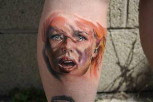 Fifth Element - Milla Jovovich Tattoo