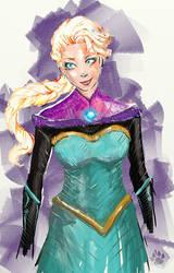 The Queen - Elsa