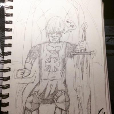 Astrix Pencils by 0Inku0