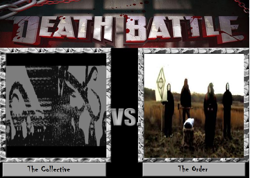 Death Battle: Slenderverse - ROUND 5 by VoiceOfTheOutcasts