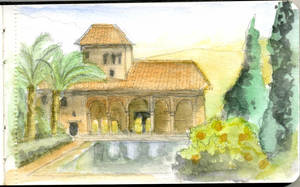 Dorne Summer Palace by crisurdiales