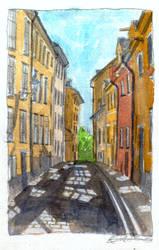 Bergen streets by crisurdiales