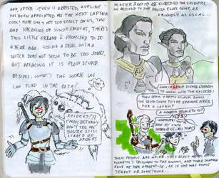 DA2: A diary in Kirkwall -18 by crisurdiales
