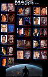 Mass Effect Actors Meme